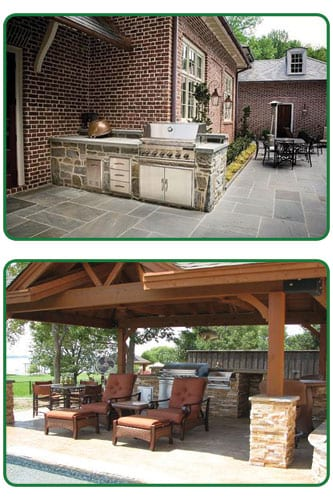 Outdoor Kitchens in North Royalton & Shaker Heights, OH