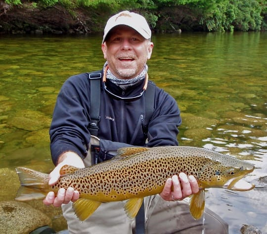 CalTrout Executive Director Jeff Thompson