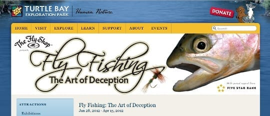 The Art of Deception, Turtle Bay, Redding, CA