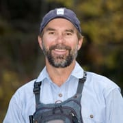 Fly fishing guide Craig Nielsen