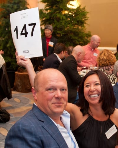 The CalTrout Gala Auction