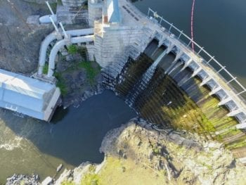 Copco I is one of the four dams slated for removal by 2020.