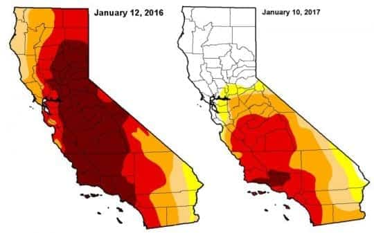 Source: The U.S. Drought Monitor