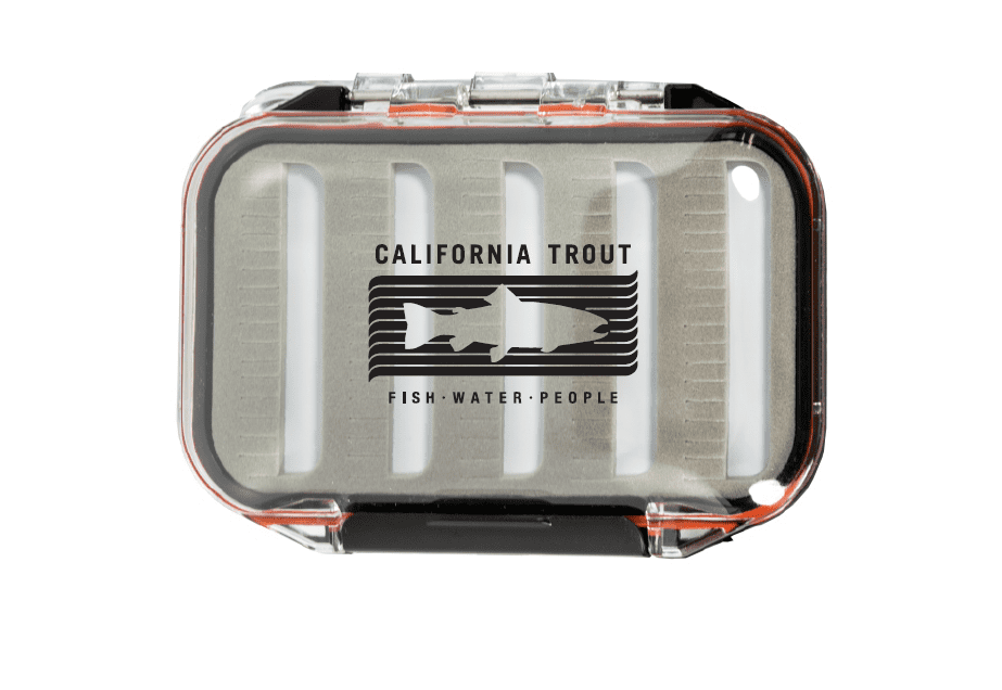 California Trout fly box