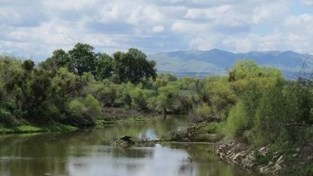 Water Returned to the San Joaquin River