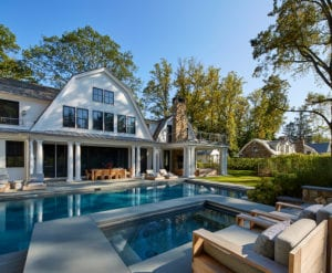 Outdoor Living Pool Controls